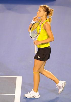 Maria Kirilenko elimino a Sharapova