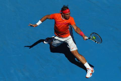 Nadal pasa a tercera ronda en el Open de Australia
