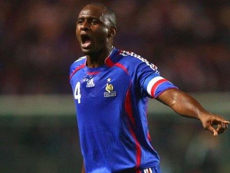 Patrick Vieira, capitán de la selección francesa, jugará con el Manchester City