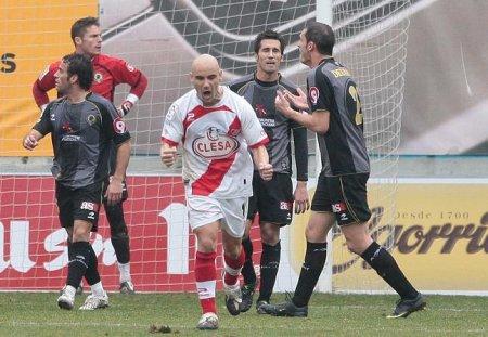 Rayo Vallecano y Hércules protagonizaron un partido espectacular con 8 goles