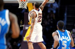 NBA 3 de Enero: los Lakers ganan a Dallas pero Pau Gasol se retira lesionado