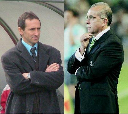 Juan Carlos Oliva y Antonio Tapia se han quedado en el paro