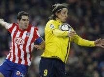 Liga Española 2009/10 1ª División: crónica del resto de la jornada 22