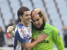 Liga Española 2009/10 2ª División: Claudio Bravo es el nombre propio de la Jornada 24