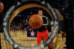 NBA All Star 2010: Derrick Rose lidera a los bases del Concurso de Habilidades