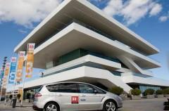 Ford, marca oficial de vehículos en la Copa América de Vela
