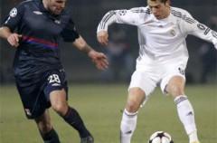 Liga de Campeones: el Lyon gana 1-0 a un Real Madrid que tendrá que remontar en el Bernabéu