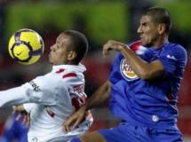 Copa del Rey (semifinales): Sevilla 2 Getafe 0