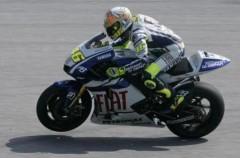 Valentino Rossi comienza con el mejor tiempo en los test de pretemporada de Sepang