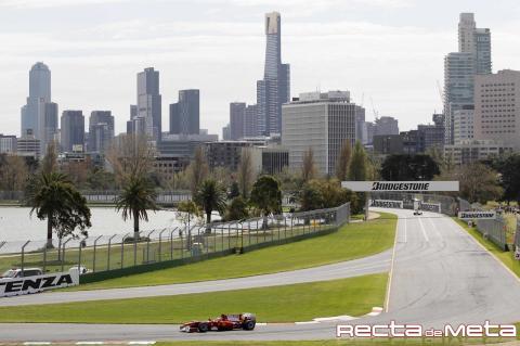 GP de Australia: Kubica primero y McLaren después dominaron los primeros entrenamientos libres