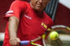 Copa Davis España-Suiza: la victoria de Ferrer y la derrota de Almagro dejan un 1-1 en la primera jornada