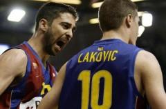 Euroliga Top 8: el Barça pone el 2-1 ante el Real Madrid y el Caja Laboral fuerza el cuarto ante CSKA de Moscú