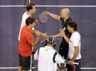 Indian Wells: las grandes leyendas del tenis recaudan 1 millón de dólares para Haití