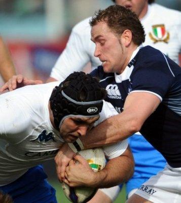 Italia derrotó a Escocia y se llevó el duelo entre los colistas del VI Naciones