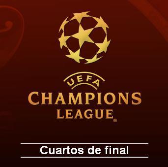 Liga de Campeones: cuartos de final
