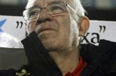 Luis Aragonés da calabazas al Sevilla
