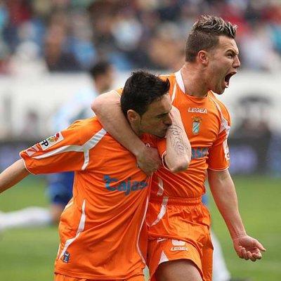Momo se estreno como goleador del Xerez con dos goles de penalty