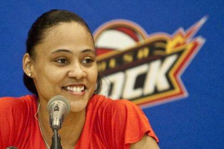 Marion Jones ha fichado por los Tusla Schock de la WNBA