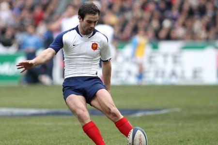 El francés Morgan Parra es el máximo anotador del VI Naciones