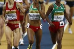 Natalia Rodríguez y Sergio Sánchez suman dos platas más para España