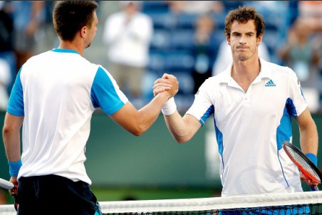 Robin Soderling elimino a Andy Murray