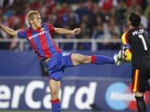 Liga de Campeones 2009/10: el Sevilla cae eliminado tras perder ante el CSKA