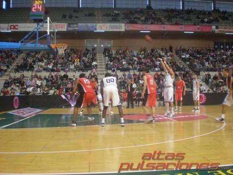Mario Stojic fue el mejor de Alicante