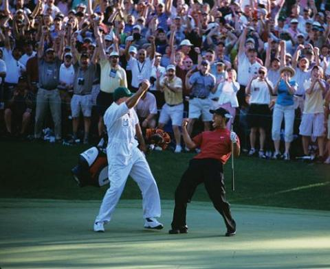 Tiger Woods volvera en Agusta
