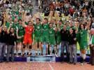 Unicaja Almería gana la Copa del Rey de voleibol