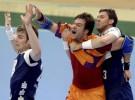 Jornada europea de balonmano: Criba de españoles, casi la mitad caen eliminados