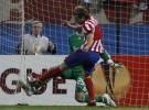 Europa League: el Atlético derrota al Liverpool con un gol de Diego Forlán