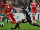 Liga de Campeones 2009/10: el Bayern de Robben derrota por 1-0 a un inofensivo Lyon