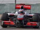 GP de China de Fórmula 1: McLaren domina los primeros entrenamientos libres