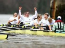 Cambridge vence a Oxford en la tradicional regata por el Támesis