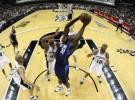 NBA Play-offs: Primera ronda: Dallas Mavericks vs San Antonio Spurs
