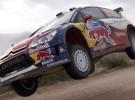 Rally de Jordania: Loeb es líder tras la segunda jornada e Hirvonen se retira