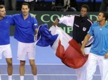 Copa Davis: Francia quiere que los cuartos de final ante España se juegue en Clermont-Ferrand