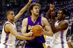 NBA Playoffs, primera ronda: los Lakers vuelven a perder y Portland consigue empatar la serie