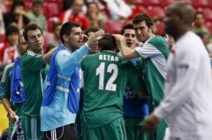Copa de Europa de Fútbol-Sala: Inter Movistar y Benfica jugarán la gran final