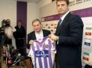 Javi Clemente dirigirá al Valladolid lo que resta de temporada