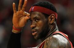 NBA Playoffs, primera ronda: recitales de Dwyane Wade y de Lebron James