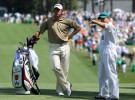 Masters de Augusta: Westwood llega líder a la última jornada con Mickelson y Woods muy cerca