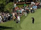 Masters de Augusta: Westwood y Poulter lideran, Woods a dos golpes, García y Jiménez pasan el corte