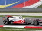 GP de Malasia de Fórmula 1: Hamilton y Mercedes dominan los primeros entrenamientos libres
