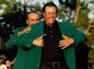 Masters de Augusta: Phil Mickelson se hizo con su tercera chaqueta verde