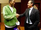 Morris Almond, nuevo fichaje del Real Madrid de baloncesto