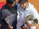 Masters Montecarlo 2010: Rafa Nadal vuelve a levantar el título tras deshacerse de Fernando Verdasco