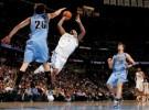NBA Play-offs: Primera ronda: Denver Nuggets vs Utah Jazz