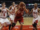 NBA Play-offs: Primera ronda: Cleveland Cavaliers vs Chicago Bulls