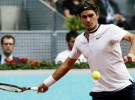 Masters de Madrid 2010: Federer, Murray y Ferrer a cuartos de final, Lopez cae ante Gulbis